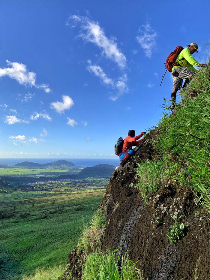 Kawiwi Ridge