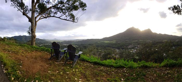 Maunawili Valley