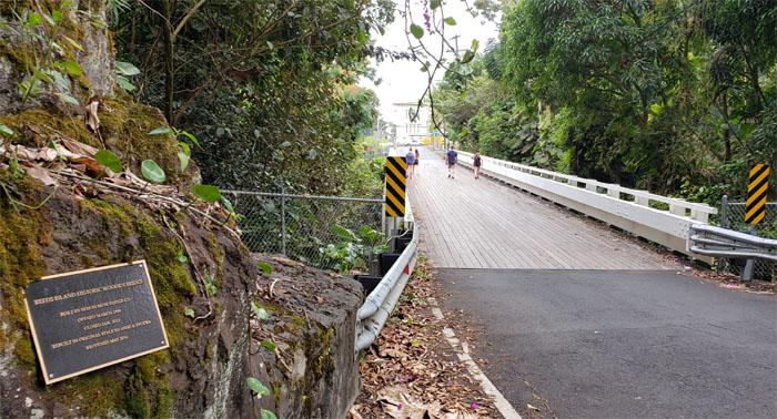Reeds Island Bridge