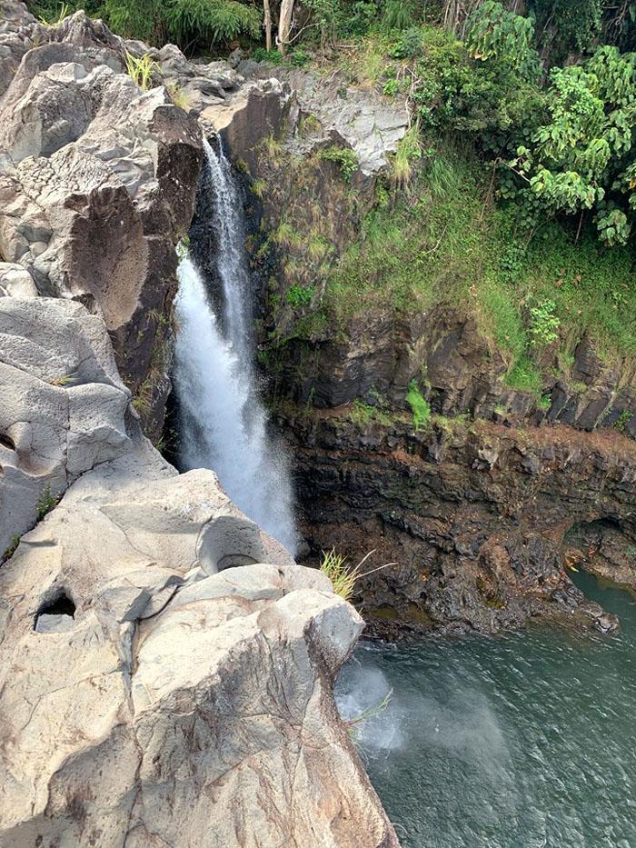 Waianuenue Falls