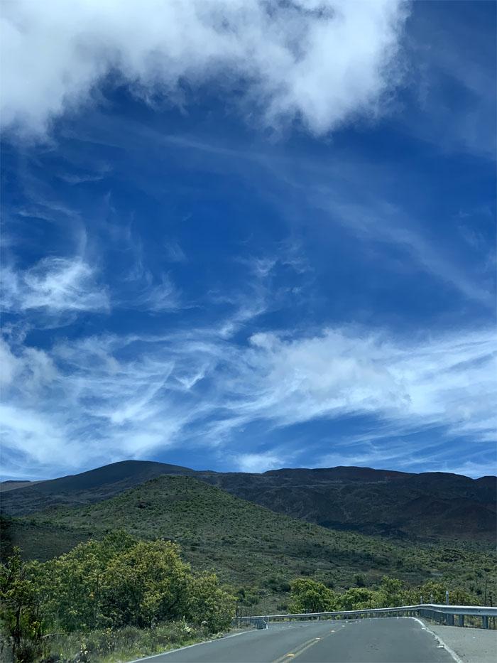 Mauna Kea Road