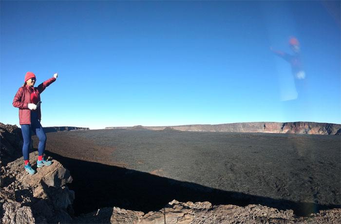 Moku'aweoweo Crater