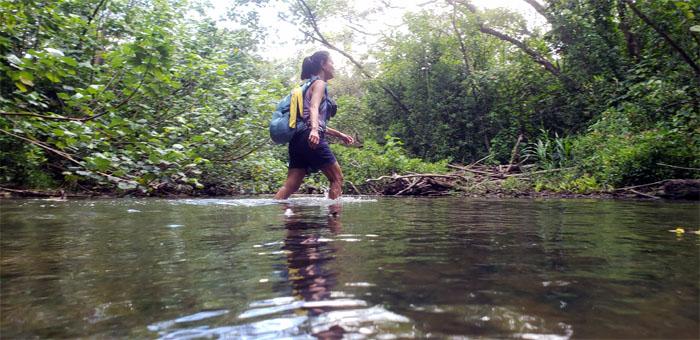 Kahana Stream