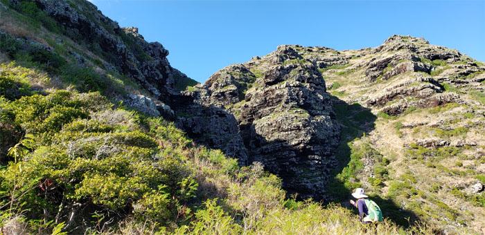 Manini Pali Trail