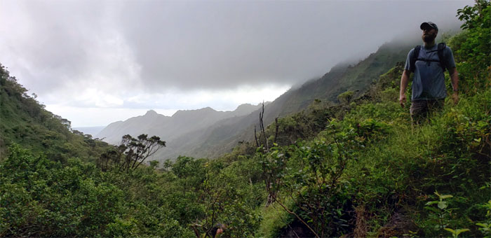 Moanalua Falls