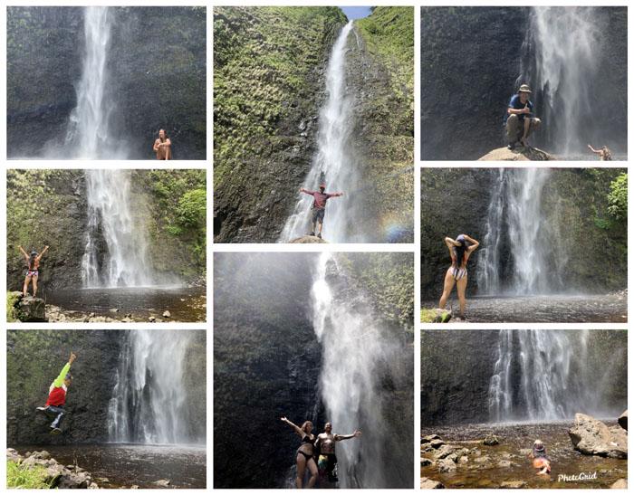 Wai'ilikahi Falls