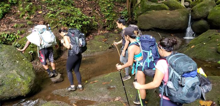 Muliwai Trail