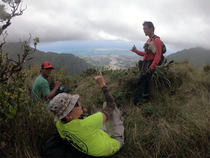 Red Hill Summit