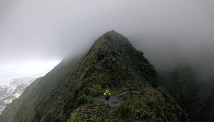 Moanalua Saddle East