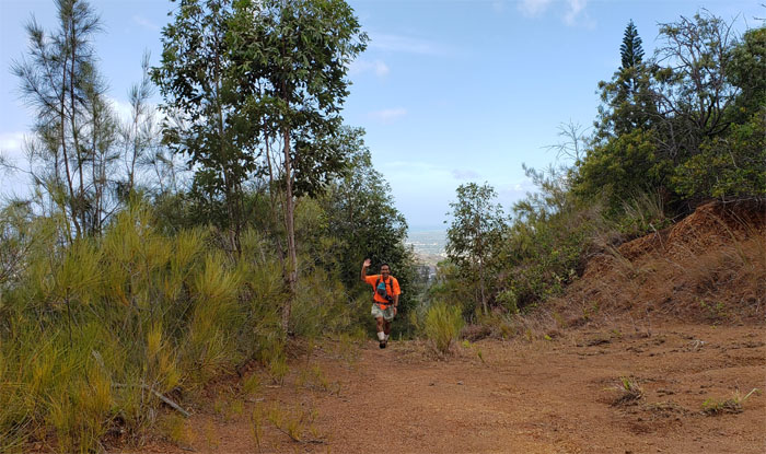 Red Hill Ridge