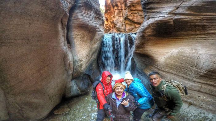 Kanarra Falls #2