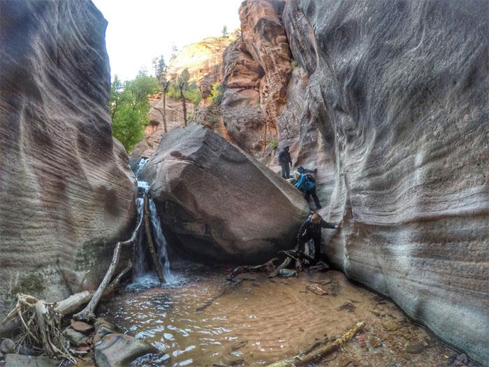 Kanarra Falls #1