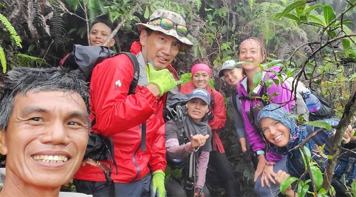 Trail meeting