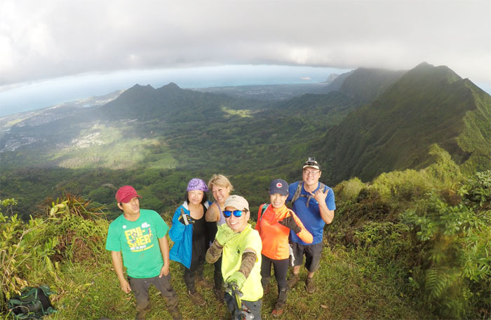 Manoa Middle Summit