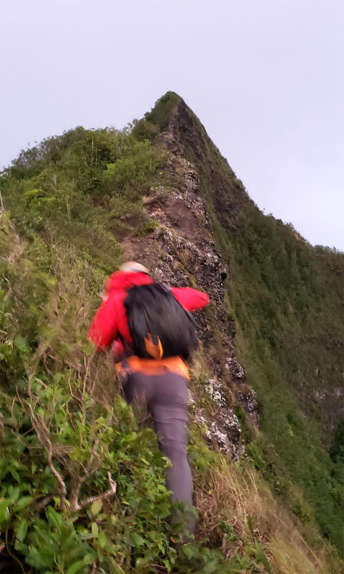 Pali Puka Trail