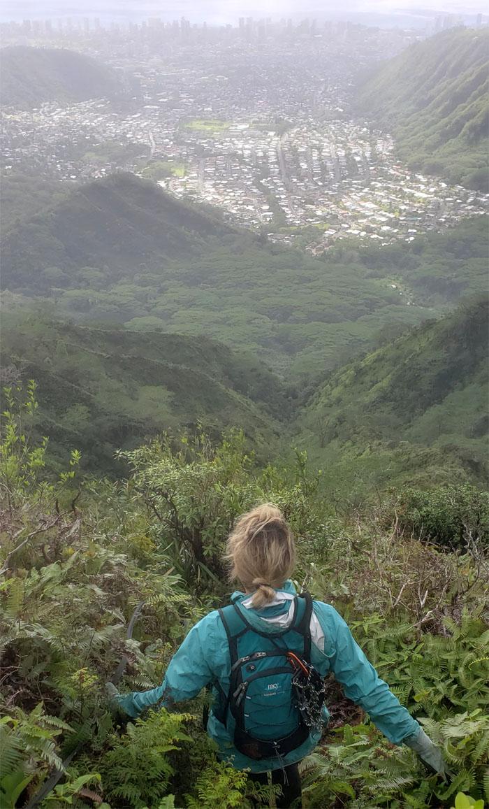 Manoa Middle Trail