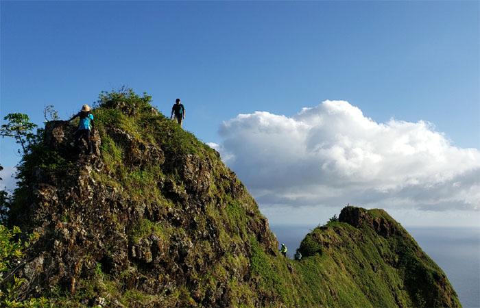 Pu'u Manamana Trail