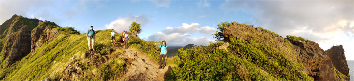 Crouching Lion Trail