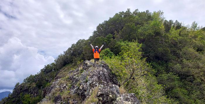 Kamaileunu Ridge