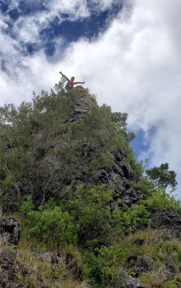 Kamaile'unu Ridge