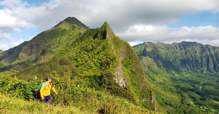 Pali Trail