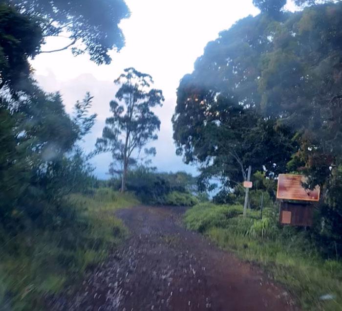 Poamoho Road