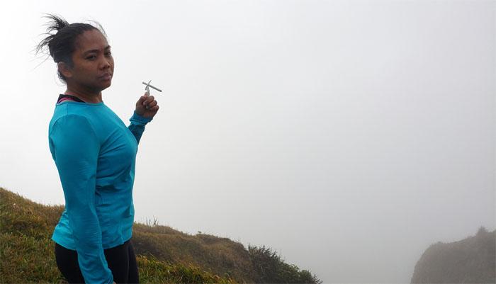 Smoking at the Summit