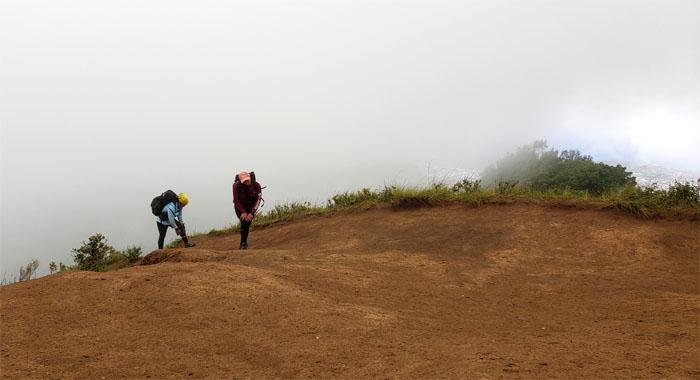 Kuli'ou'ou Summit