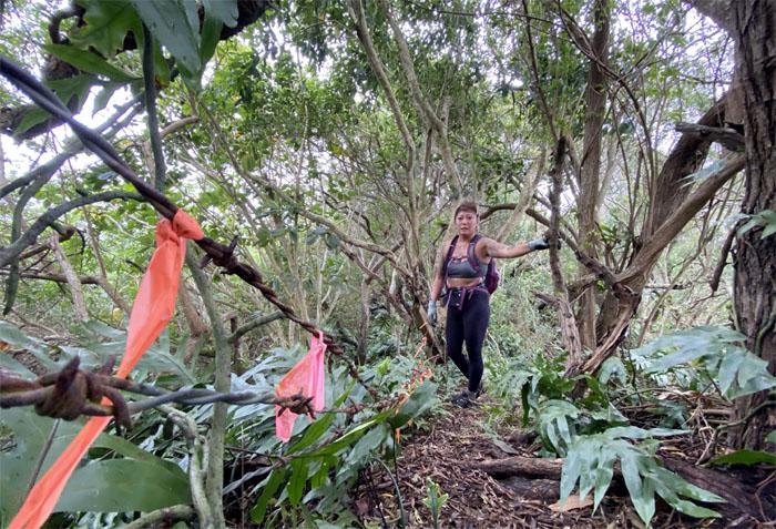 Aniani Nui Ridge