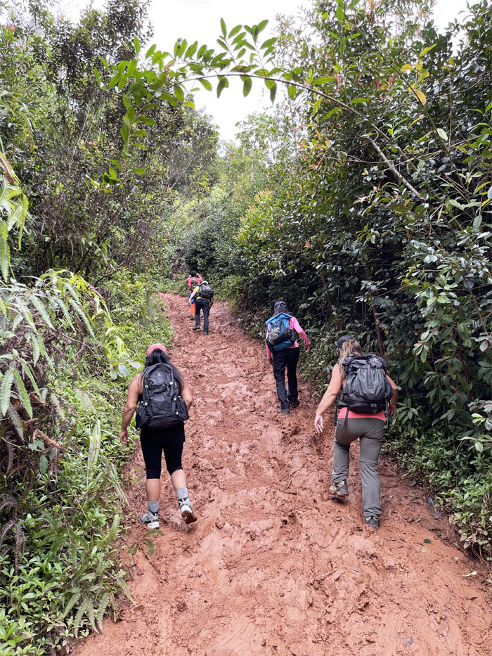 Pu'u Ma'eli'eli Trail
