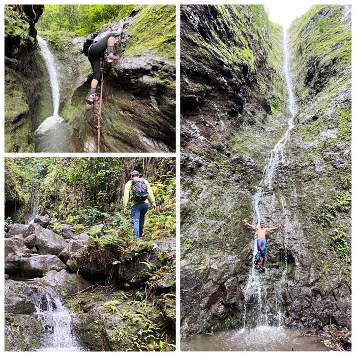 Ma'akua Falls