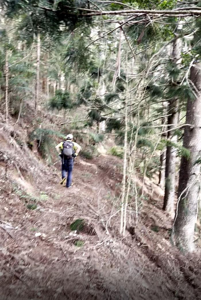 Hono'uli'uli Contour Trail