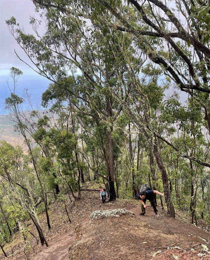 Nanakuli Ridge