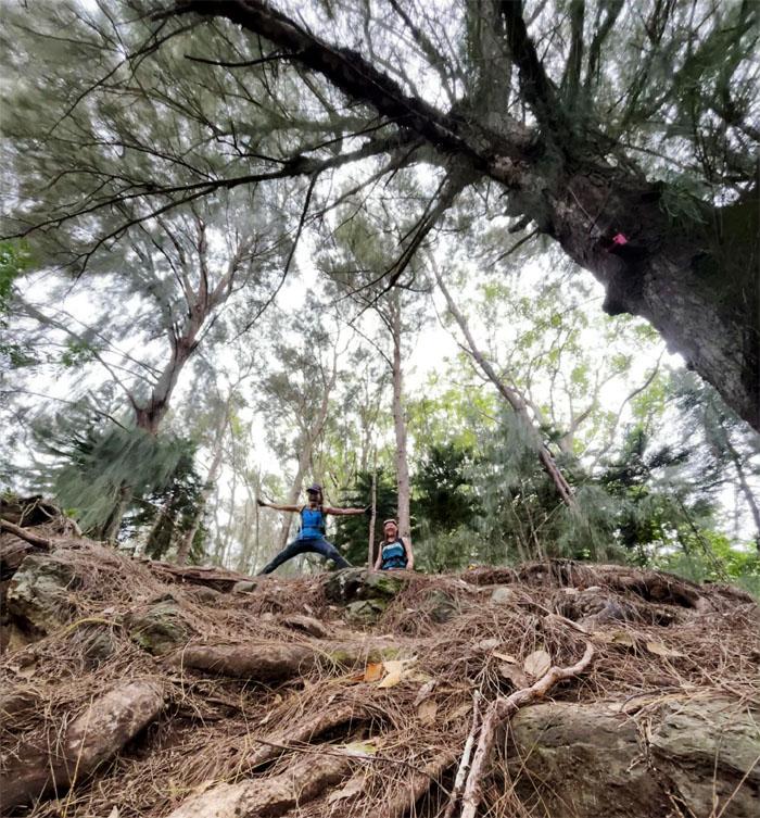Hahaione Trail