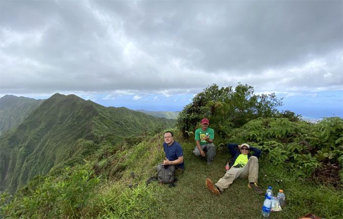 Manoa Middle Summit